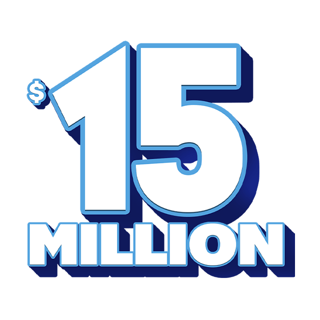 Powerball - 15 Million