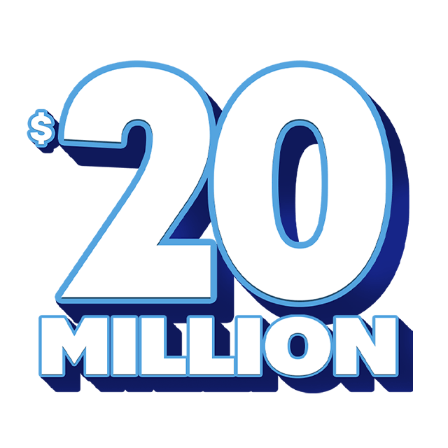 Powerball - 20 Million